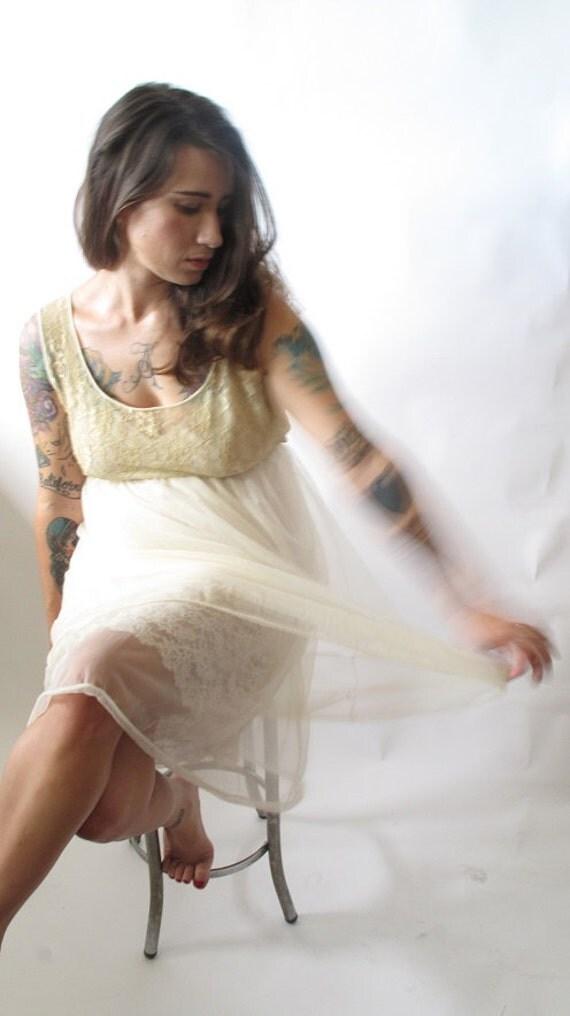 Galerry dress slip off