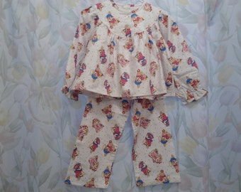 Size 4 Girls Pajama
