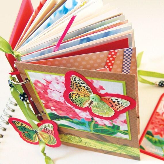 Drawing Book Cover Design Handmade ~ Diy smash book art journal scrap by shopnancyarcher