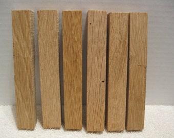 Chestnut Oak Pen Blanks