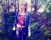 LDShadowLady [In the Woods] AUTOGRAPHED Photo