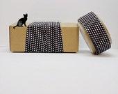Fabric Ribbon, Gift Wrapping Ribbon, Packaging - Polka Dot