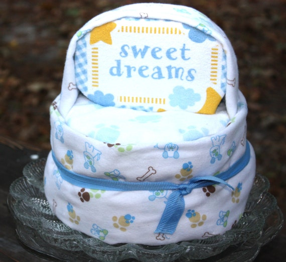 Sweet Dreams Diaper Cakes