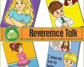 REVERENCE TALK - Downloadable File