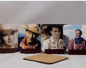 Coaster Set John Wayne Series #4