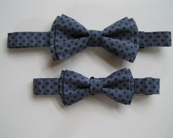 Gray Bow tie for boys,bow tie for boys with strap,charcoal grey bow tie,wedding bow tie,gray cotton bow ties