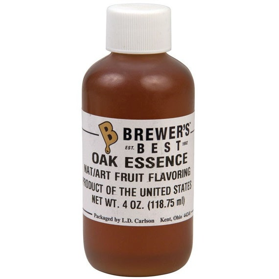 Liquid Oak Essence For Home Wine Making Beer Making 4 Ounces