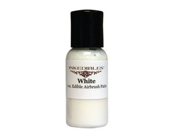 30ml Inkedibles Airbrush Ink (White)