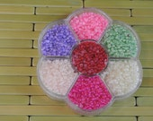 5000pcs 3mm Flatback Pearls