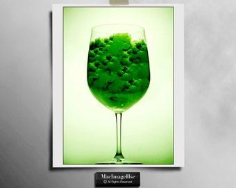 Kitchen art photography, Vegetable print, 8x10