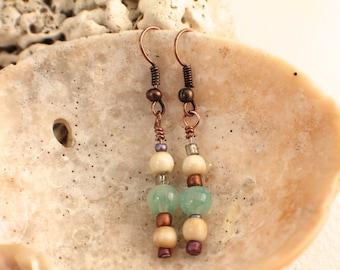 Seashore Earrings