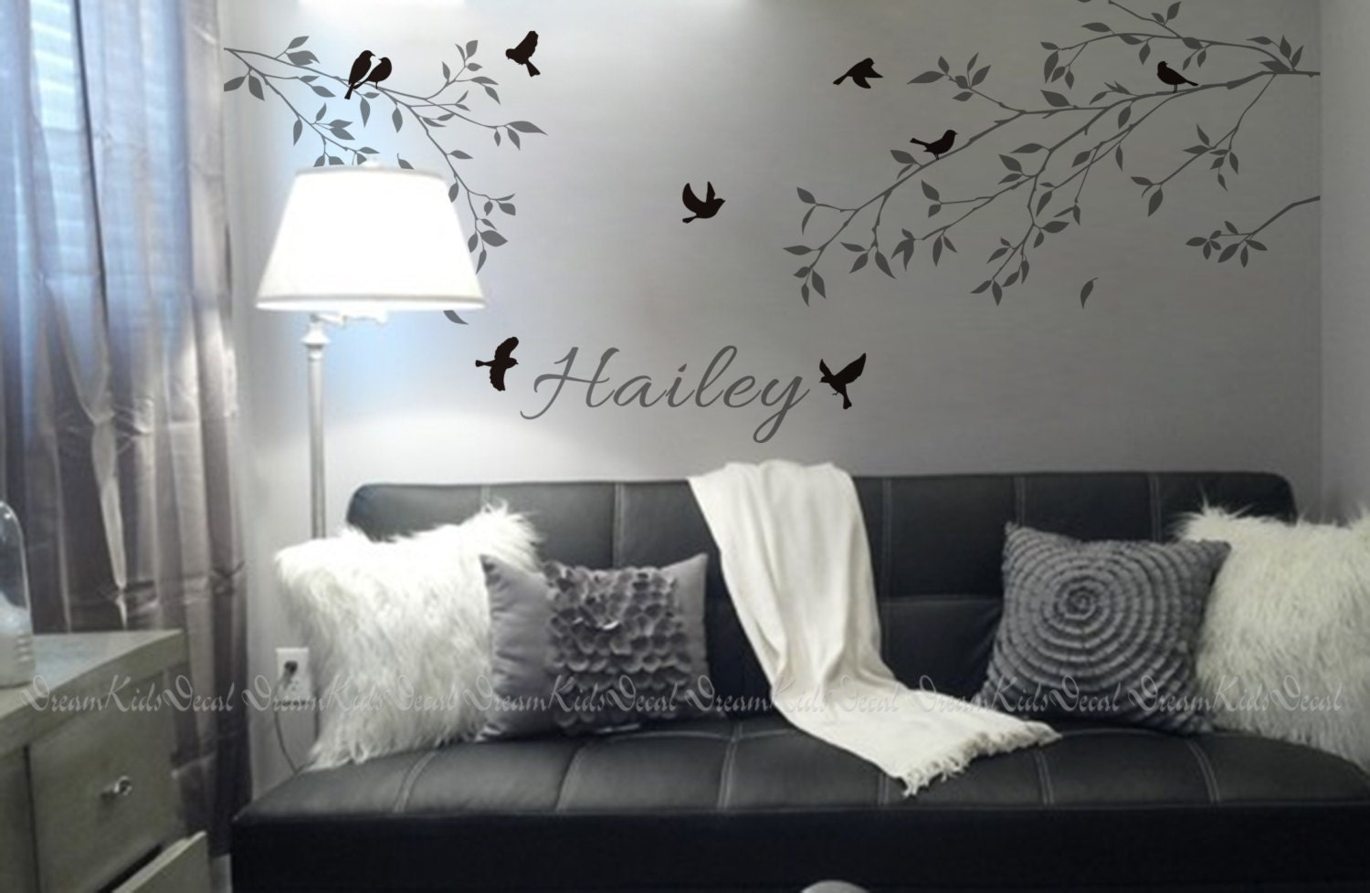 kinderzimmer wand aufkleber wand aufkleber baby kinder zimmer. Black Bedroom Furniture Sets. Home Design Ideas
