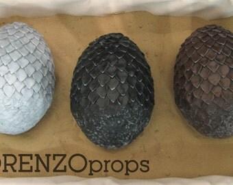 Game of Thrones - Dragon Egg - Prop Replica Kit