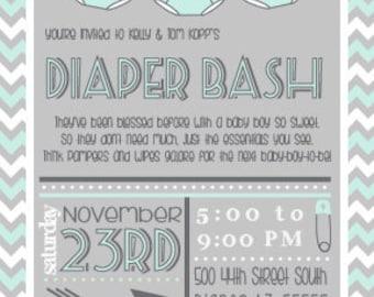 Diaper Bash Baby Shower