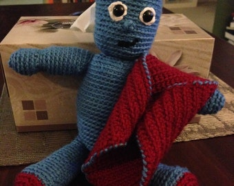Iggle Piggle Knitting Pattern Woman s Weekly : Popular items for In The Night Garden on Etsy