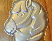 Wilton Party Pony Cake Pan By Birdsnotebooknest On Etsy
