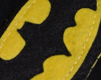 DC Batman Felt Phone Case Pouch iPhone Comics