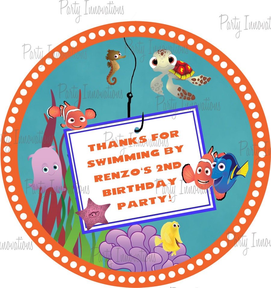 Nemo Invitations is good invitation design
