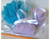 COLOR CHANGING!! Vanilla Grapefruit Bath Bombs pack of 3 - SweetheartMoonSD