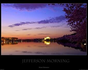 Jefferson Morning - High Quality Print