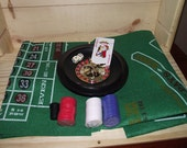 Retro Roulette Portable Casino