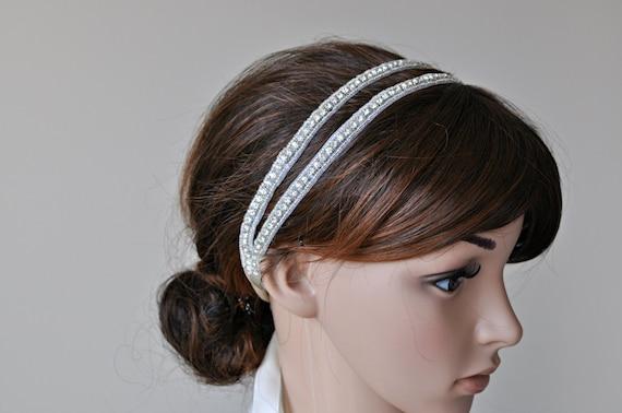 bereit schiff hochzeit haar accessoire beaded stirnband. Black Bedroom Furniture Sets. Home Design Ideas