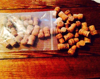 40 champagne style corks