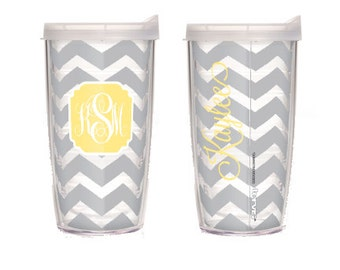 Personalized 16 oz. Tervis Tumbler (Not Vinyl) - Mix and Match Design