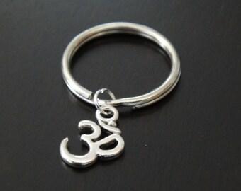 ONE Dollar Sale Closeout Om Key Chain