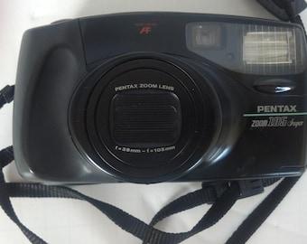 Pentax Zoom 105 Super 35 mm camera