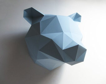 Paper Bear Folding Kit