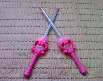 Princess Flashing Wand / Led sword