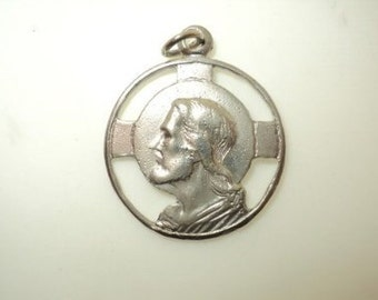 Jesus Medal Charm (JC-279)