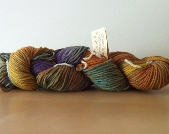 Supersock Select DK - Cherry Tree Hill - Sun Streak