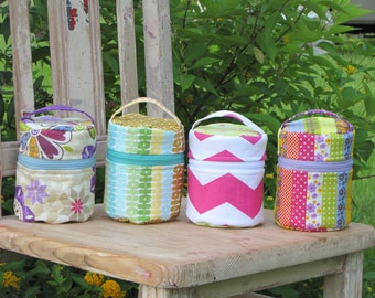 Personal Use Only  PDF PATTERN for Essential Oils Bag / Case