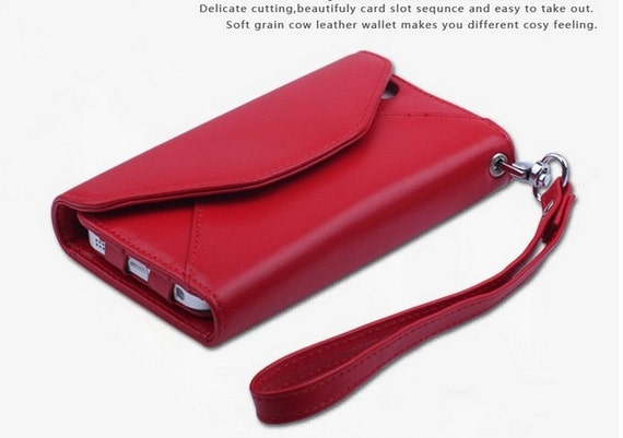 cow leather wallet iPhone case  wallet case for iPhone 5 iPhone 5s wallet  leather wallet phone case for iphone 5c
