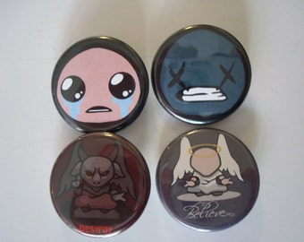Binding of Isaac (Button/Magnet)