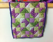 Placemat - Quilt - Home Decor - Quilted Placemat