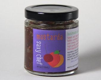 Mostarda 4 oz Jar