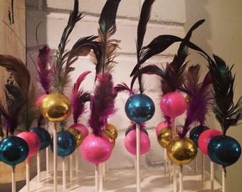 Mardi Gras & Masquerade Cake Pop
