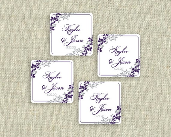 Pocketfold labels seals 2 x 2 instant by diyweddingtemplates for 2x2 label template