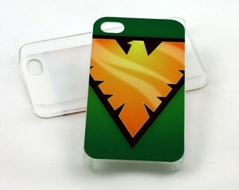 CLOSEOUT! Phoenix case for iPhone 4 - Classic X-Men Phoenix Force