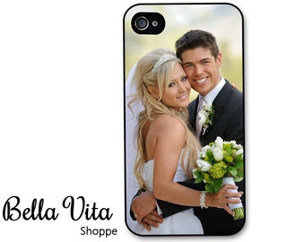iPhone 4 Case Custom Photo iPhone 4 Case With Your Picture - Personalized iPhone 4 Cover I4C