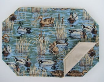 Custom Placemats - Ducks