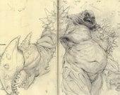 Pencil Commissions