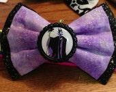Maleficent  Disney Bound Bow