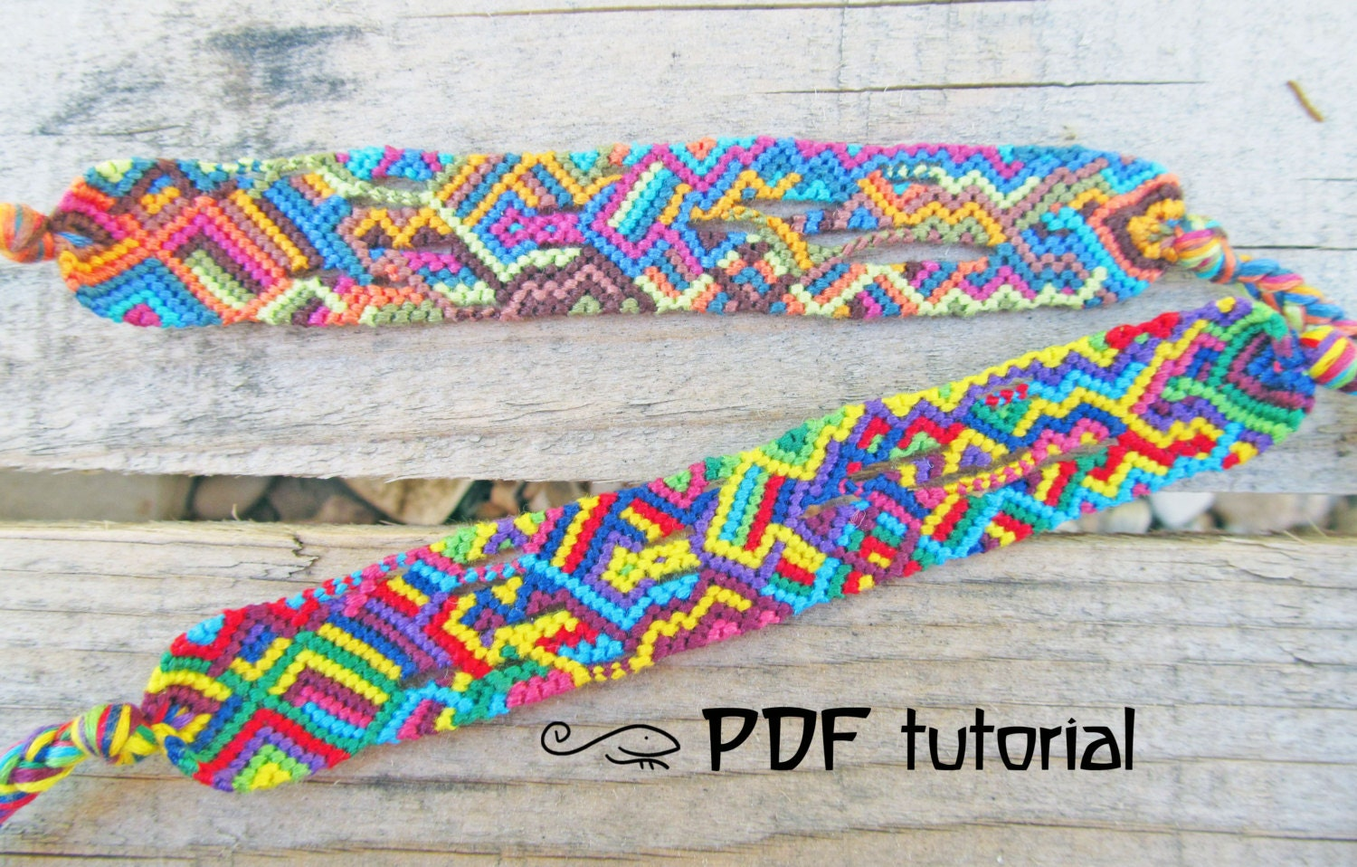 friendship bracelet instructions pdf
