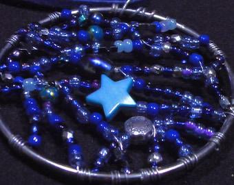 Blue Sky Necklace.