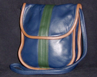 Verticle Stripe Bag