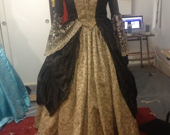 Custom Marie Antoinette Gown- made to order sizes 6-20